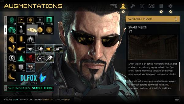 دانلود نسخه فشرده بازی دئوس اکس: تفرقه بشر – نسخه دیلاکس ادیشن برای PC