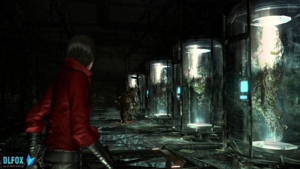 دانلود نسخه فشرده بازی RE 6 : Complete Edition برای PC
