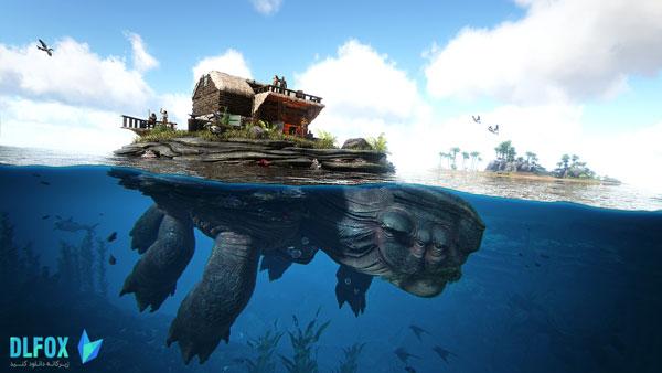 دانلود نسخه فشرده DODI بازی ARK: Genesis Season Pass برای PC