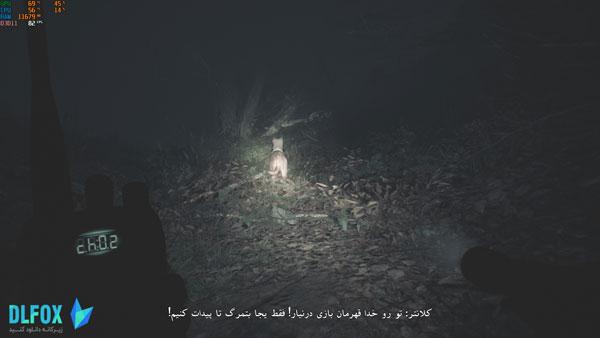 دانلود زیرنویس فارسی بازی Blair Witch برای PC
