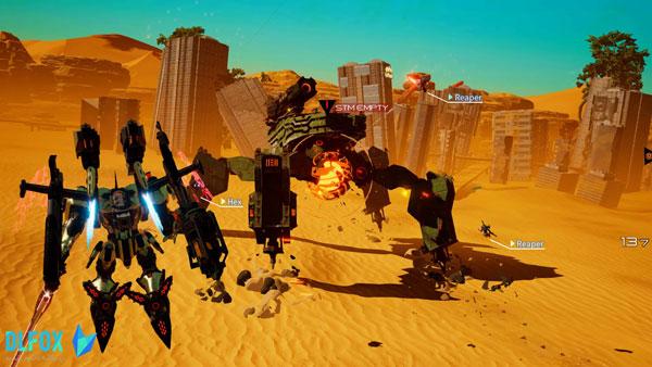 دانلود نسخه فشرده بازی DAEMON X MACHINA برای PC