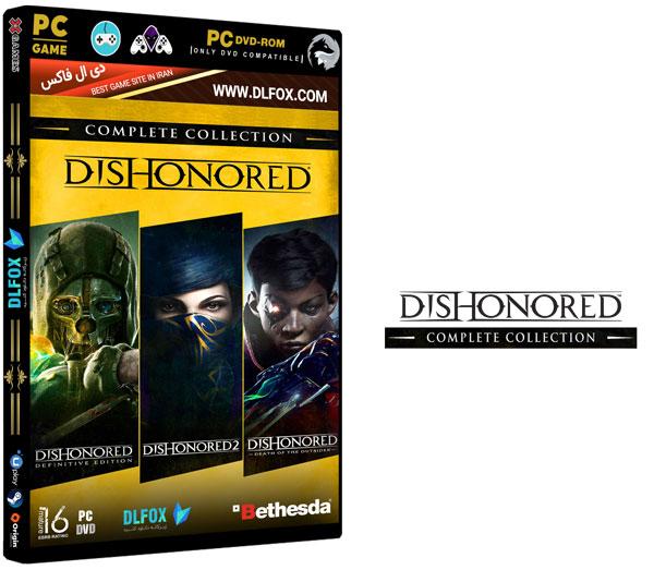 دانلود نسخه فشرده FitGirl بازی D – Definitive Edition: COMPLETE COLLECTION برای PC