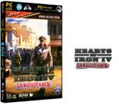 دانلود نسخه فشرده بازی Expansion – Hearts of Iron IV: La Resistance برای PC