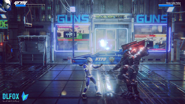 دانلود نسخه فشرده بازی Grey: An Alien Dream برای PC
