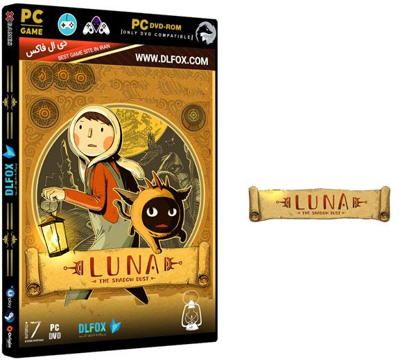 دانلود نسخه فشرده بازی LUNA The Shadow Dust برای PC