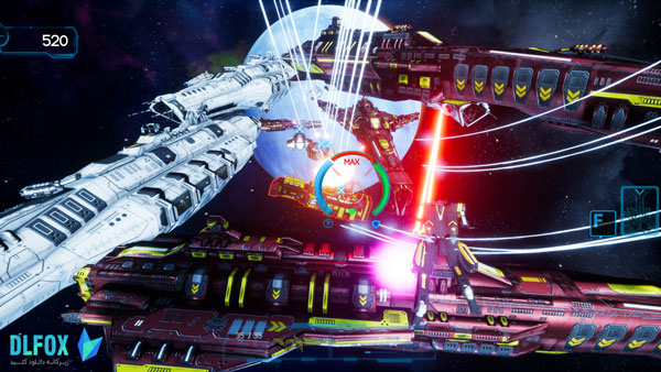 دانلود نسخه فشرده بازی Omnibion War برای PC