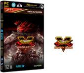 دانلود نسخه فشرده بازی SFV – Champion Edition – Season 5 برای PC