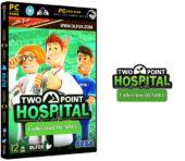 دانلود نسخه فشرده بازی Two Point Hospital برای PC