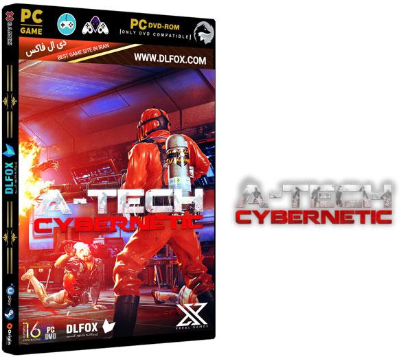 دانلود نسخه فشرده بازی A-Tech Cybernetic VR برای PC