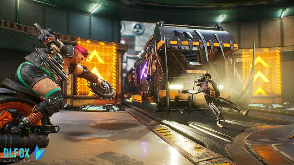 دانلود نسخه فشرده STORE بازی Bleeding Edge برای PC