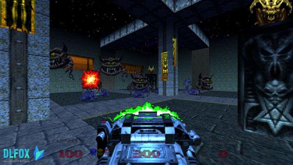 دانلود نسخه فشرده بازی DOOM 64 برای PC