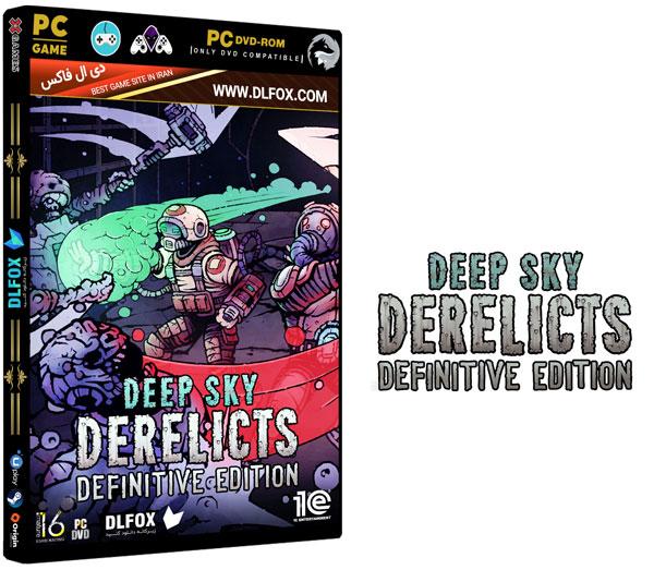 دانلود نسخه فشرده بازی Deep Sky Derelicts برای PC