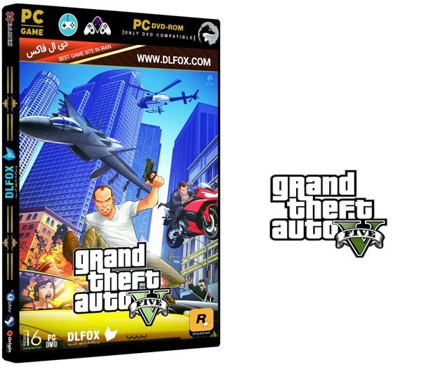 دانلود نسخه فشرده آپدیت بازی V Auto Theft Grand برای PC