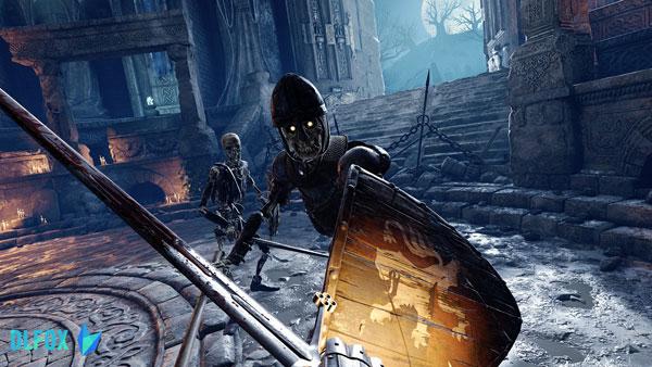 دانلود نسخه فشرده بازی  Hellsplit Arena VR برای PC