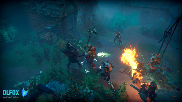 دانلود نسخه فشرده بازی Iron Danger برای PC