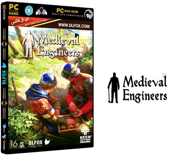 دانلود نسخه فشرده بازی Medieval Engineers برای PC