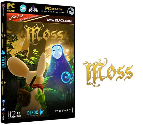 دانلود نسخه فشرده بازی Moss VR برای PC