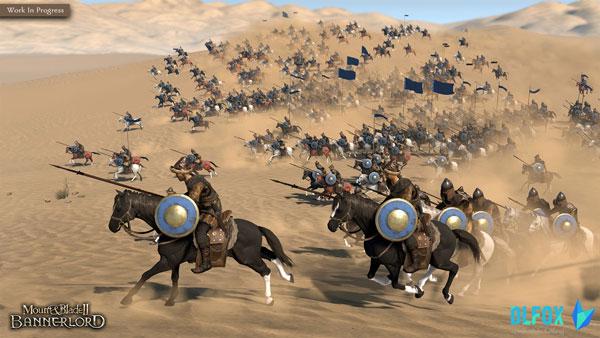 دانلود نسخه فشرده بازی Mount & Blade II: Bannerlord برای PC