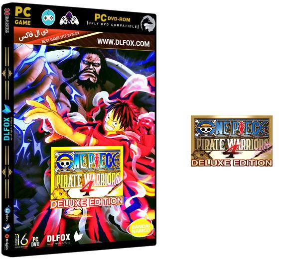 دانلود نسخه فشرده بازی ONE PIECE: PIRATE WARRIORS 4 برای PC
