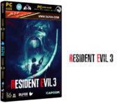 دانلود نسخه فشرده بازی Resident Evil 3 برای PC