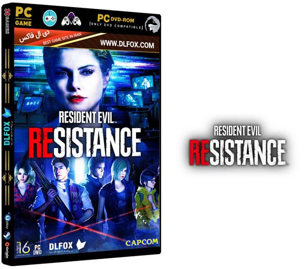 دانلود نسخه فشرده بازی Resident Evil Resistance برای PC