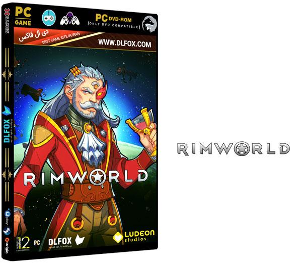 دانلود نسخه فشرده بازی RimWorld برای PC