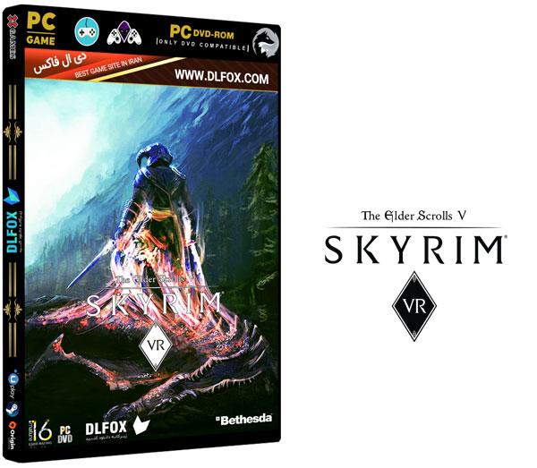 دانلود نسخه فشرده بازی Skyrim V Scrolls Elder The VR برای PC
