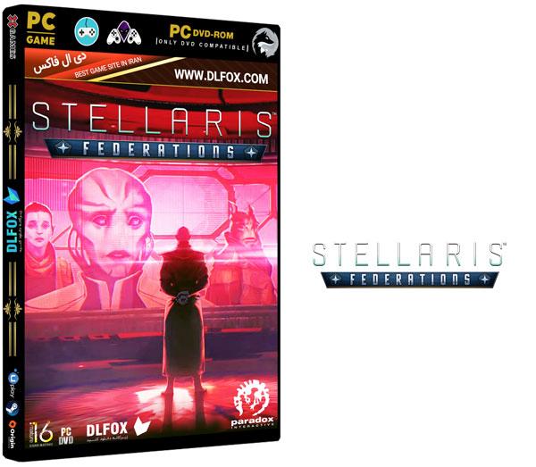 دانلود نسخه فشرده بازی Stellaris: Galaxy Edition برای PC