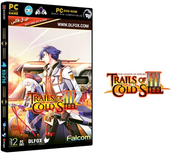 دانلود نسخه فشرده بازی The Legend of Heroes: Trails of Cold Steel III برای PC