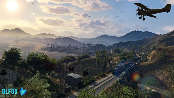 دانلود نسخه فشرده Premium Edition بازی V Auto Theft Grand برای PC