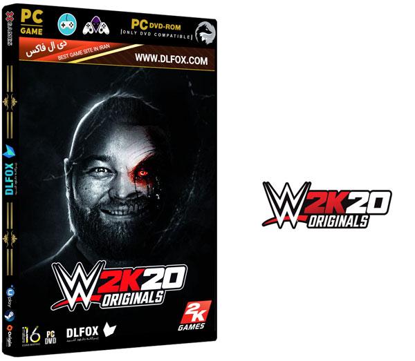 دانلود نسخه فشرده FitGirl بازی WWE 2K-20 Originals برای PC