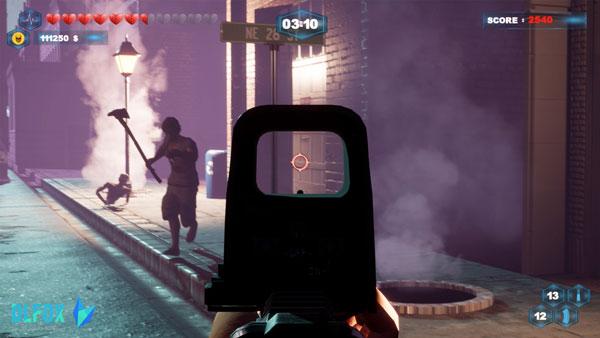 دانلود نسخه فشرده بازی Waves of Death برای PC