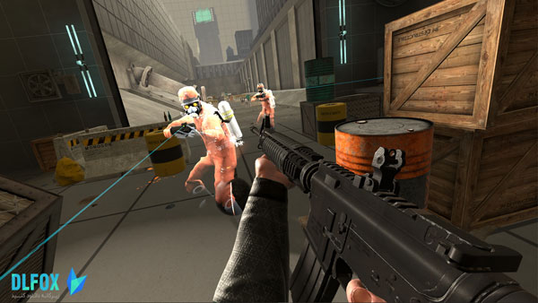 دانلود نسخه فشرده بازی BONEWORKS VR برای PC
