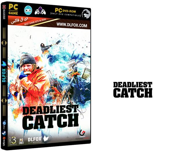 دانلود نسخه فشرده بازی DEADLIEST CATCH: THE GAME برای PC