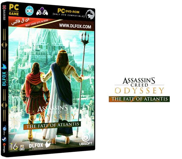 دانلود نسخه فشرده آپدیت بازی AC: ODYSSEY – The Fate of Atlantis برای PC