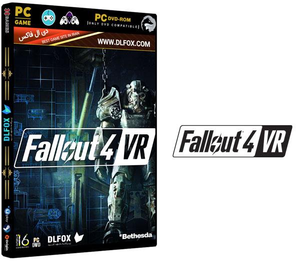 دانلود نسخه فشرده بازی Fall-out 4 VR برای PC