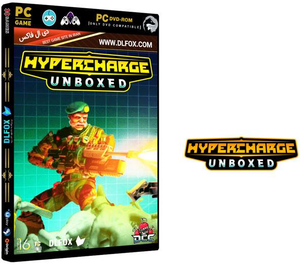 دانلود نسخه فشرده بازی HYPERCHARGE: Unboxed برای PC