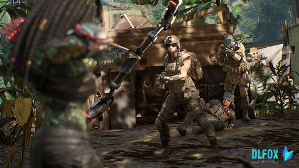 دانلود نسخه فشرده بازی Predator: Hunting Grounds برای PC