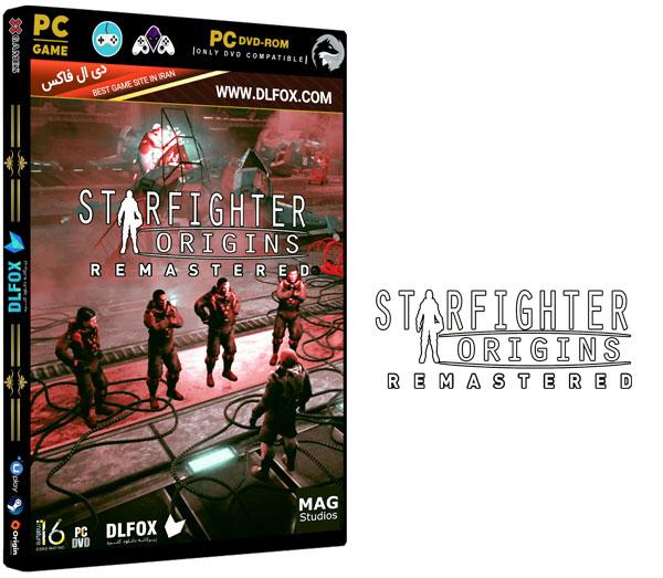 دانلود نسخه فشرده بازی Starfighter Origins Remastered برای PC