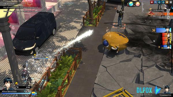 دانلود نسخه فشرده بازی TROUBLESHOOTER: Abandoned Children برای PC