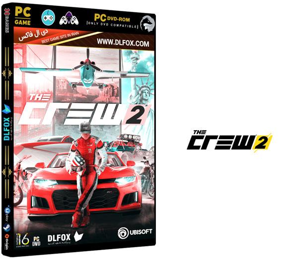 دانلود نسخه فشرده بازی The Crew 2 برای PC