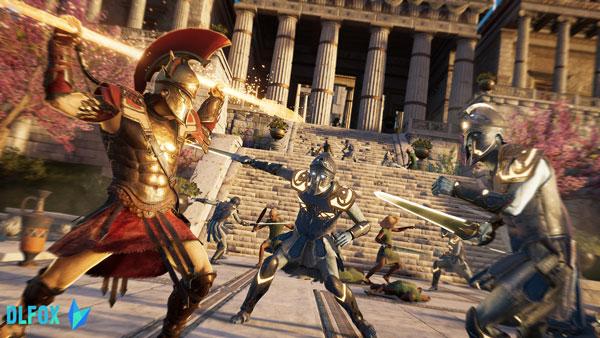 دانلود نسخه فشرده FitGirl بازی AC: ODYSSEY – The Fate of Atlantis برای PC