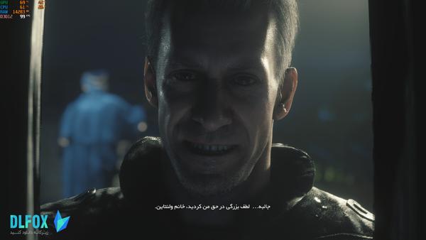 دانلود زیرنویس فارسی بازی Resident Evil 3 برای PC