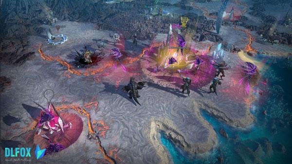 دانلود نسخه فشرده بازی Age of Wonders Planetfall Invasions برای PC