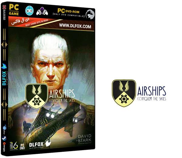 دانلود نسخه فشرده بازی Airships: Conquer the Skies برای PC