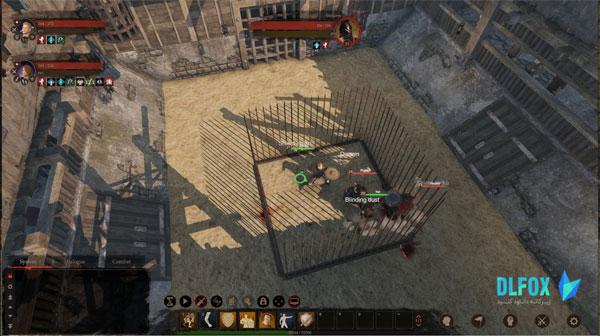 دانلود نسخه فشرده بازی Blackthorn Arena برای PC