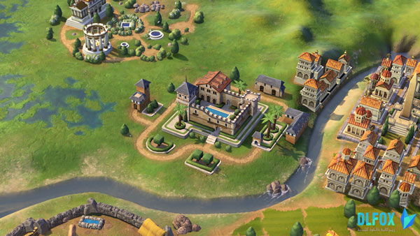 دانلود نسخه فشرده بازی SID MEIERS CIVILIZATION VI : PLATINUM EDITION برای PC