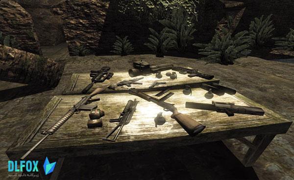 دانلود نسخه فشرده بازی Code of Honor 2: Conspiracy Island برای PC