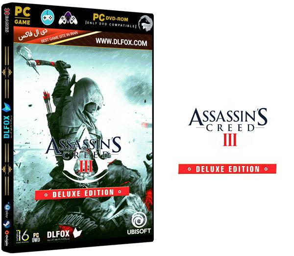 دانلود نسخه فشرده بازی Assassins Creed III – Deluxe Edition برای PC