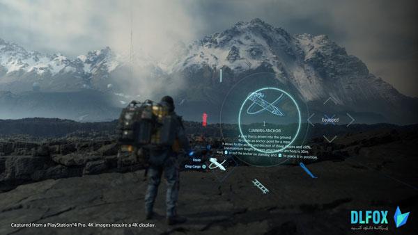 دانلود نسخه فشرده بازی Death Stranding برای PC